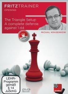 Fritz Trainer: The Triangle Setup - A complete defense against 1.d4 (PC)