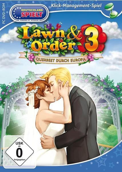 Lawn & Order 3: Querbeet durch Europa (PC)