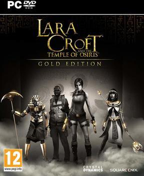 Lara Croft und der Tempel des Osiris: Gold Edition (PC)