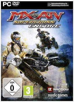 EuroVideo MX vs. ATV: Supercross - Encore Edition (PC)