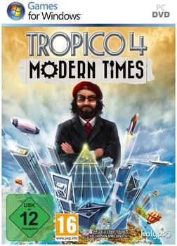 Tropico 4: Modern Times (Add-On) (PC)