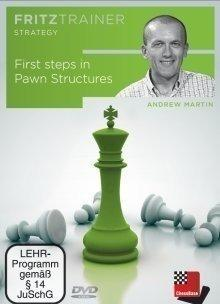 Fritz Trainer: First steps in Pawn Structures (PC)