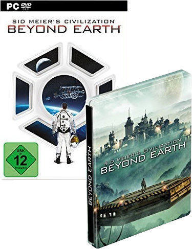 Sid Meier's Civilization: Beyond Earth - Steelbook Edition (PC)