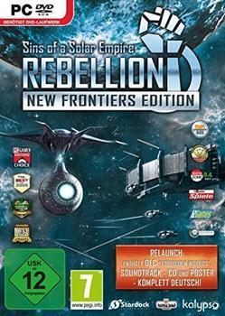 Kalypso Sins of Solar Empire: Rebellion - New Frontiers Edition (PEGI) (PC)