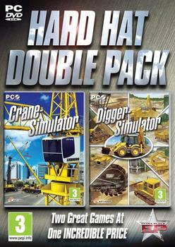 Excalibur Hard Hat Double Pack - Crane and Digger Simulation (PC DVD) [UK IMPORT]