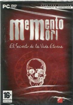 dtp-entertainment-memento-mori-pegi-pc