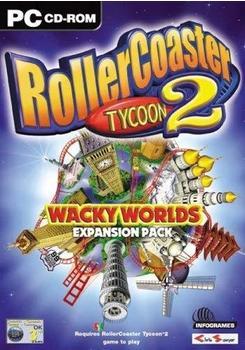 Atari Rollercoaster Tycoon 2: Wacky Worlds (Add-On) (PEGI) (PC)