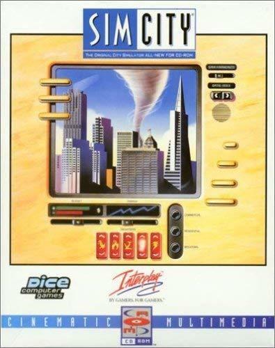 Take 2 Sim City (DOS)