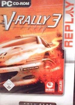 Atari V-Rally 3 (Replay) (PC)