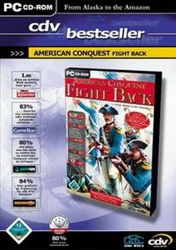 cdv Software American Conquest: Fight Back (Add-On) (cdv bestseller) (PC)