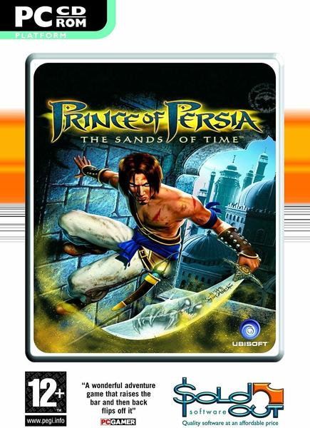 Ubisoft Prince of Persia: The Sands of Time (PEGI) (PC)