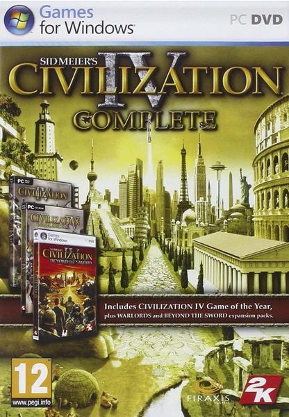 Take 2 Civilization IV: Complete (PEGI) (PC)