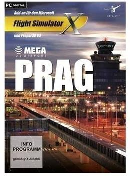Mega Airport Prag V2 (Add-On) (PC)