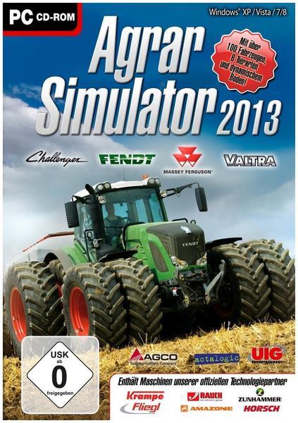 Agrar Simulator 2013 (PC)