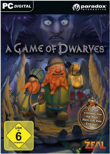 Paradox Interactive A Game of Dwarves (Download) (PC)