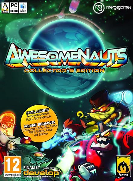 Excalibur Awesomenauts - Collectors Edition (PEGI) (PC)
