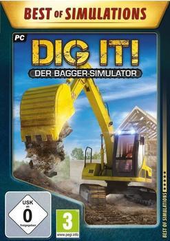 Dig it! Der Bagger-Simulator (PC)
