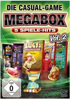 Die Casual-Game Megabox: 5 Spiele-Hits - Vol. 2 (PC)