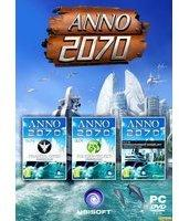Ubisoft ANNO 2070: Eden Komplettpaket (Add-On) (Download) (PC)