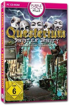 Questerium: Sinister Trinity - Collector's Ediion (PC)