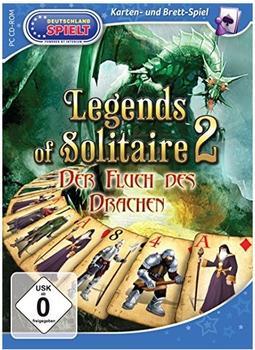 Legends of Solitaire 2: Der Fluch des Drachen (PC)