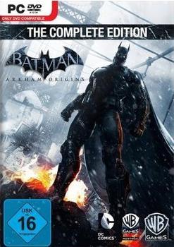 Batman: Arkham Origins - The Complete Edition (PC)