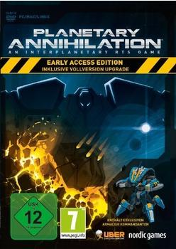 Nordic Games Planetary Annihilation - Early Access Edition (PC/Mac)