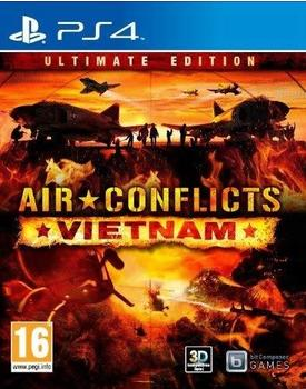 F+F Air Conflicts: Vietnam - Ultimate Edition (PEGI) (PS4)