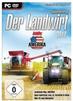 Der Landwirt 2014: Amerika (Add-On) (PC)