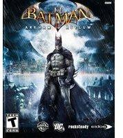 Warner Batman: Arkham Asylum - Game of the Year Edition (PEGI) (PC)