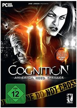 Cognition: An Erica Reed Thriller (PC)