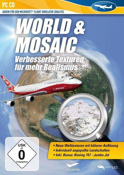 World & Mosaic (Add-On) (PC)