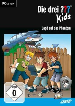Die drei ??? Kids: Jagd auf das Phantom (PC)