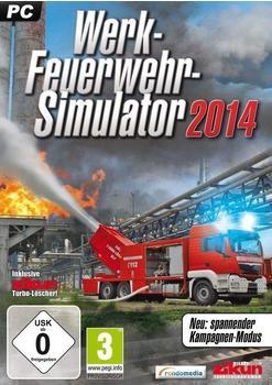 Werk-Feuerwehr-Simulator 2014 (PC)