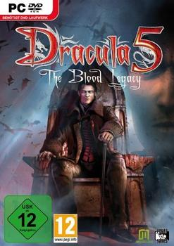 Dracula 5: The Blood Legacy (PC)