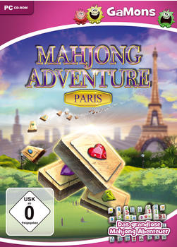 Rokapublish Mahjong Adventure - Paris (GaMons) (PC)