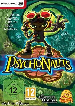 Nordic Games PsychoNauts (PC/Mac)