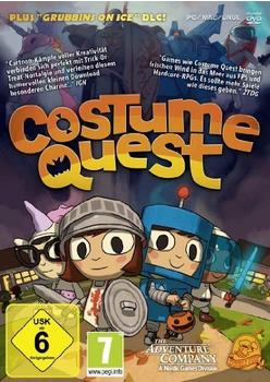 Costume Quest (PC/Mac/Linux)