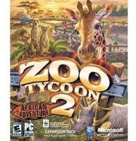 Microsoft Zoo Tycoon 2: Abenteuer Afrika - Expansion Pack (Add-On) (PC)