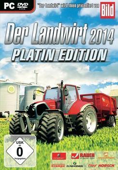 Der Landwirt 2014: Platin Edition (PC)