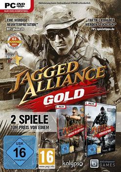 F+F Jagged Alliance Gold (PC)