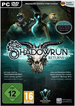 Shadowrun: Returns (PC)