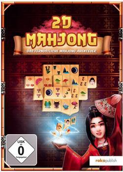 2D Mahjong (PC)