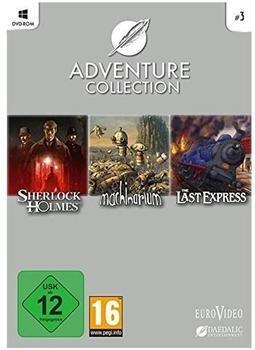 Daedalic Adventure-Collection Vol. 3 (PC)