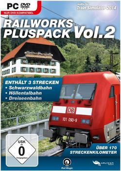 Railworks Pluspack Vol. 2 (Add-On) (PC)