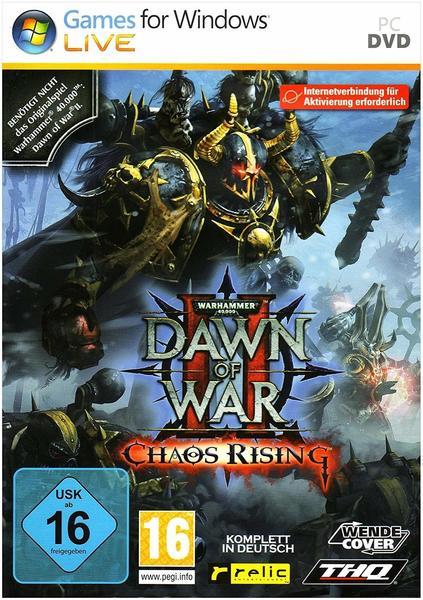 THQ Warhammer 40.000: Dawn of War II - Chaos Rising (Add-On) (FairPay) (PC)