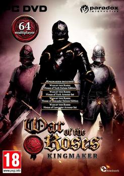 Paradox Interactive War of the Roses - Kingmaker Edition (Download) (PC)