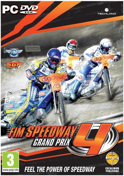 FIM Speedway Grand Prix 4 (PC)
