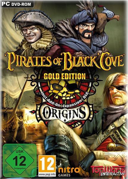 Pirates of Black Cove: Gold Edition (PC)