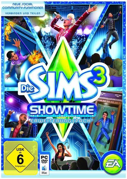Die Sims 3: Showtime (Add-On) (PC/Mac)